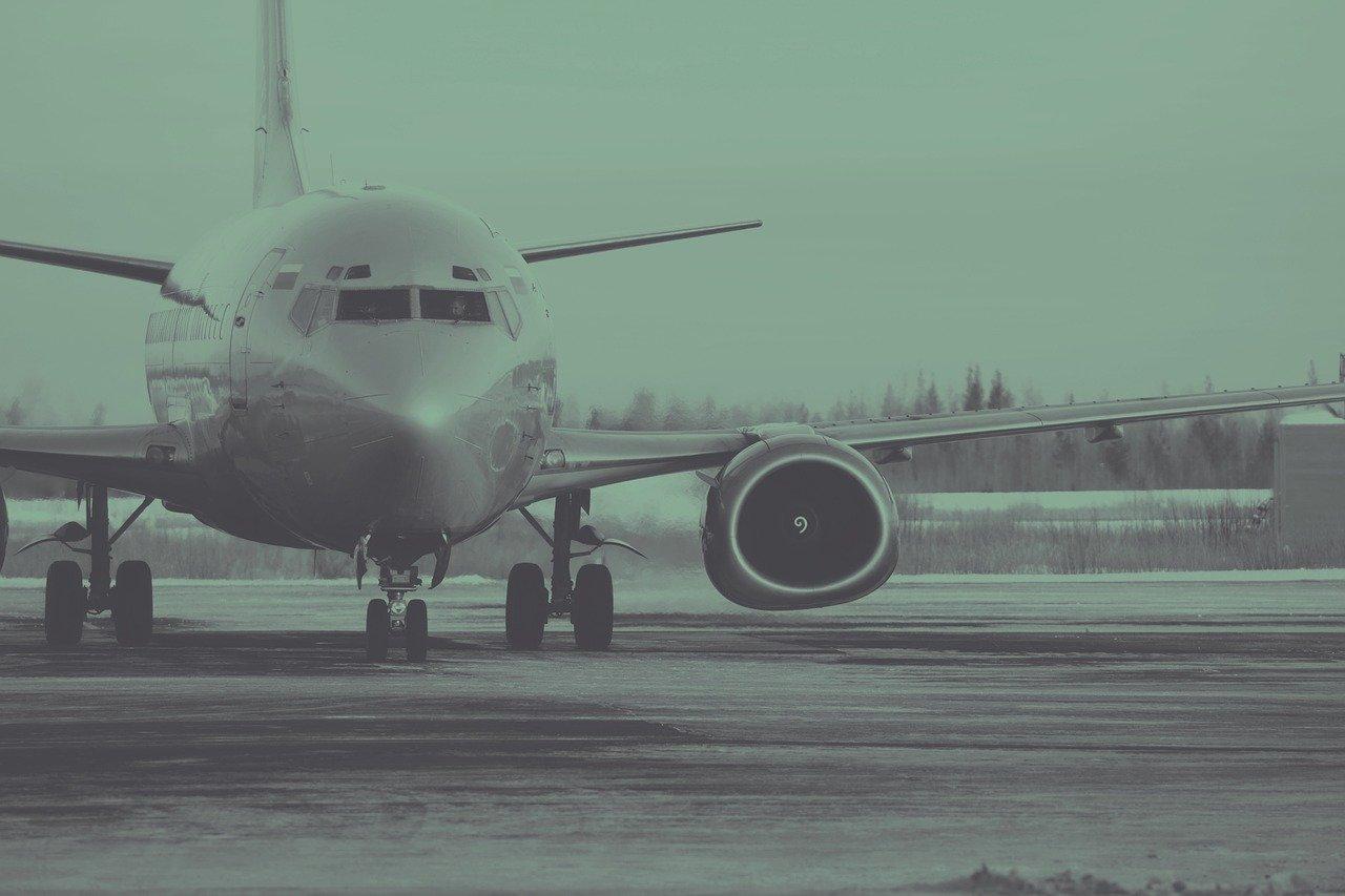 Самолет Анапа